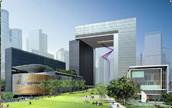 Hong Kong - Tamar Development Project