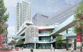 Xinyi District, A10 mall in Taiwan - Fubon Life